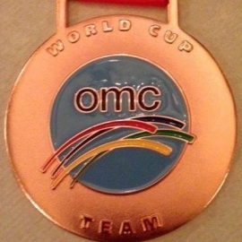 team medal omc