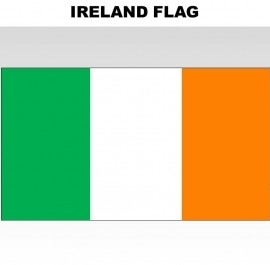 team ireland flag