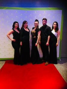 Bridget Haren Hair and Beauty Team