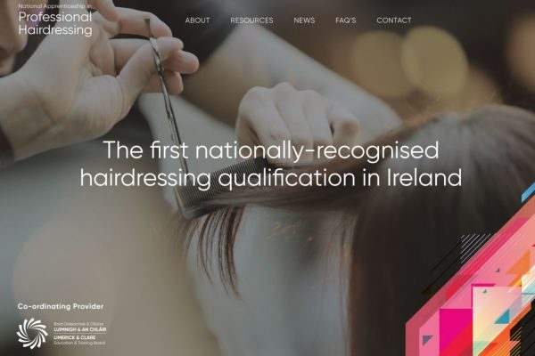 New National Apprenticeship in Professional Hairdressing