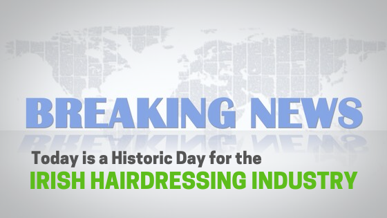 Breaking News – National Hairdressing Apprenticeship