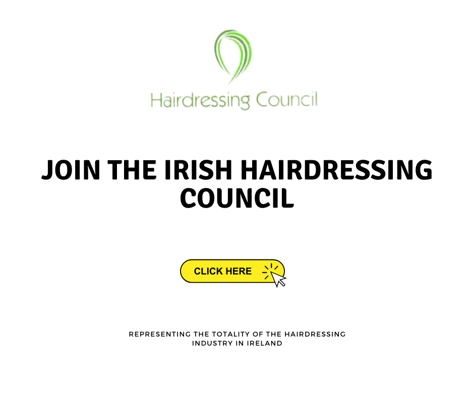 FB Join the Irish Hairdressing Council